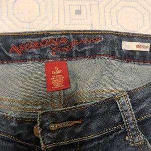 Arizona Jean Company Jeans - Arizona Bootcut Jeans Size 11 Short